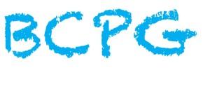BCPG logo chalk